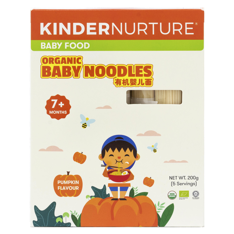 Organic Baby Noodle - Pumpkin
